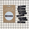 Kylie and the Machine : Woven Labels 8 Pack : Sewing is the F**king Best