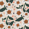 Meenal Patel : Plant Peeps : Rise and Shine : 1/2 metre