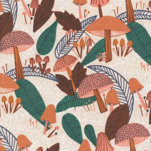 Meenal Patel : Plant Peeps : Forest Flourish : 1/2 metre