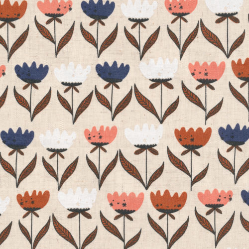 Meenal Patel : Plant Peeps : Flower Friends : 1/2 metre