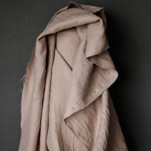 Merchant & Mills : French Clay Linen : 1/2 metre
