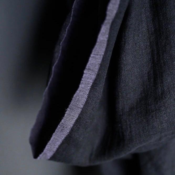 Merchant & Mills : Scuttle Black Woolsey : 1/2 metre