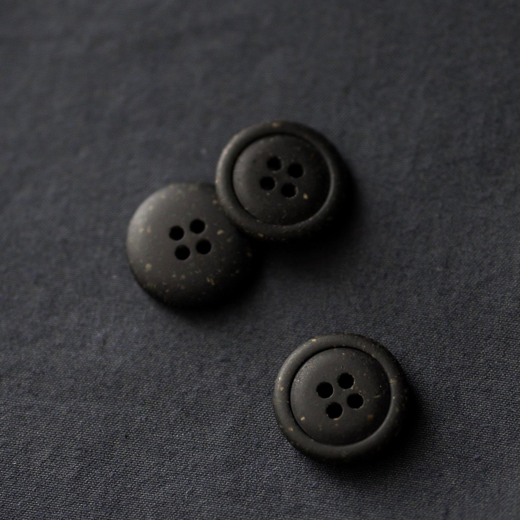 Merchant & Mills : Nero Button : 20mm