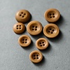 Merchant & Mills : Gold Corozo Button : 18mm