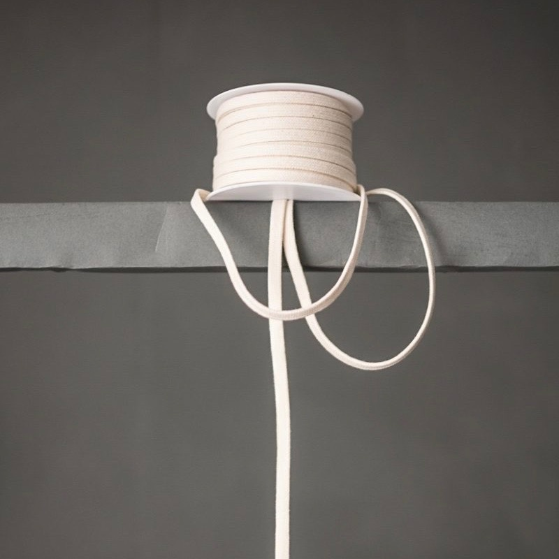 Merchant & Mills : Drawstring Webbing : Off White : 1/2 metre