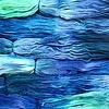 Manos del Uruguay : Alegria Space-Dyed : Fondo Del Mar