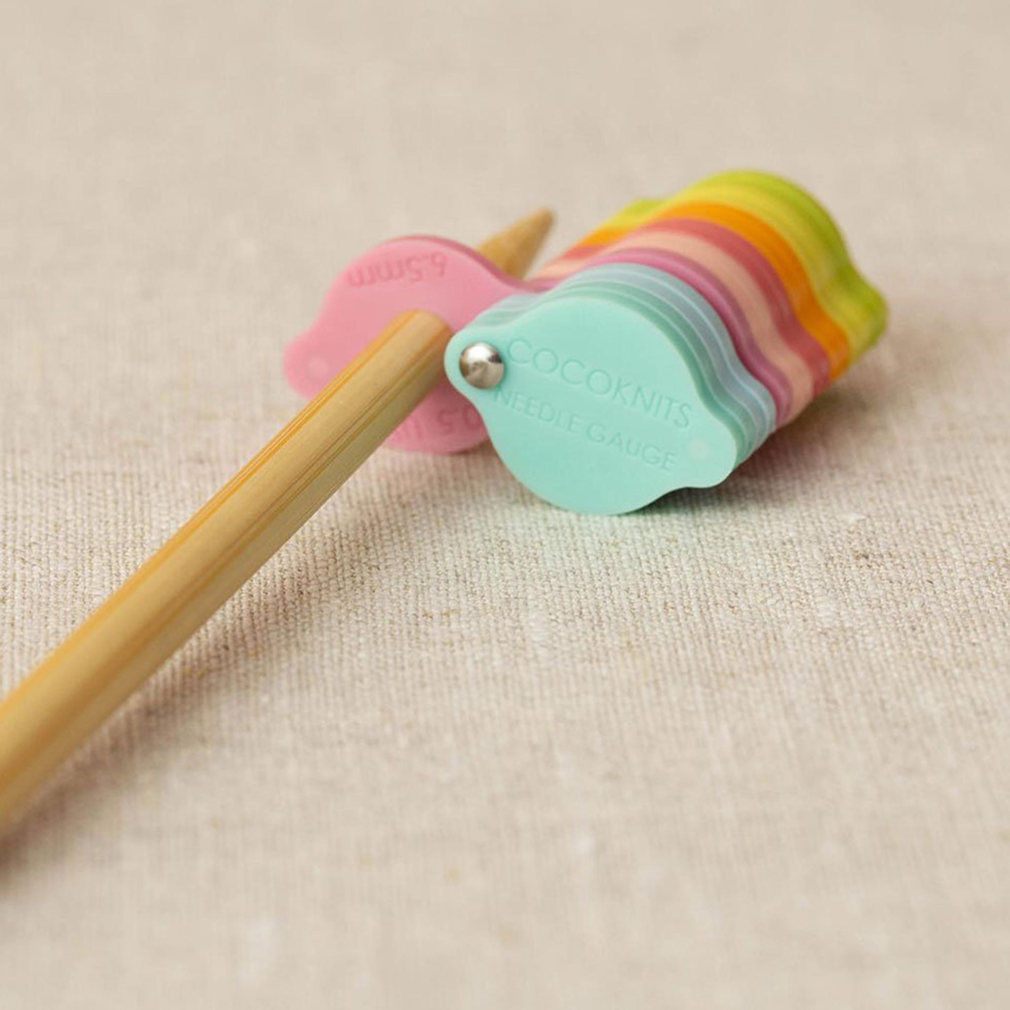 Cocoknits : Needle Gauge