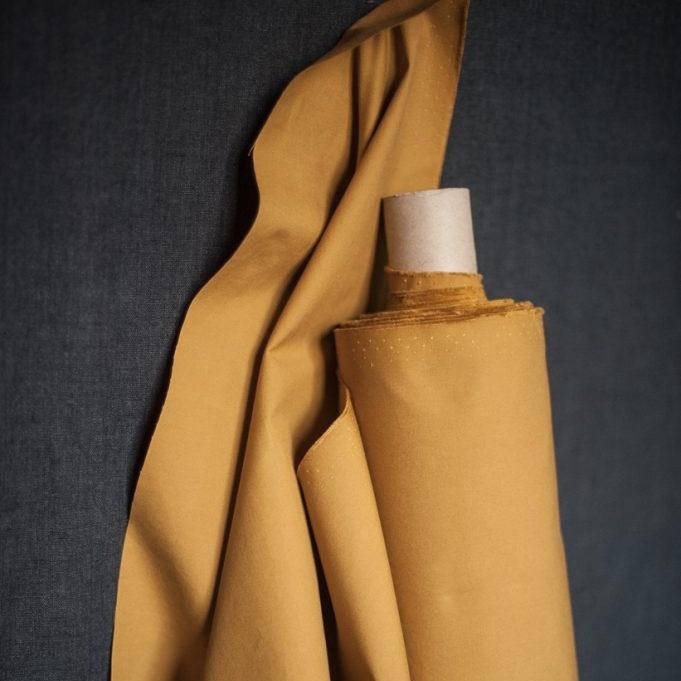 Merchant & Mills : Cumin Dry Oilskin  : 1/2 metre