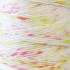 Lecien : Cosmo Hidamari Sashiko Thread : 103 Shaved Ice - Pink Yellow
