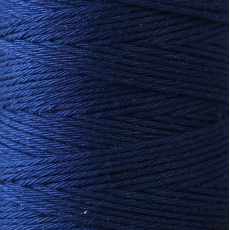 Lecien : Cosmo Hidamari Sashiko Thread : 5 Indigo Blue