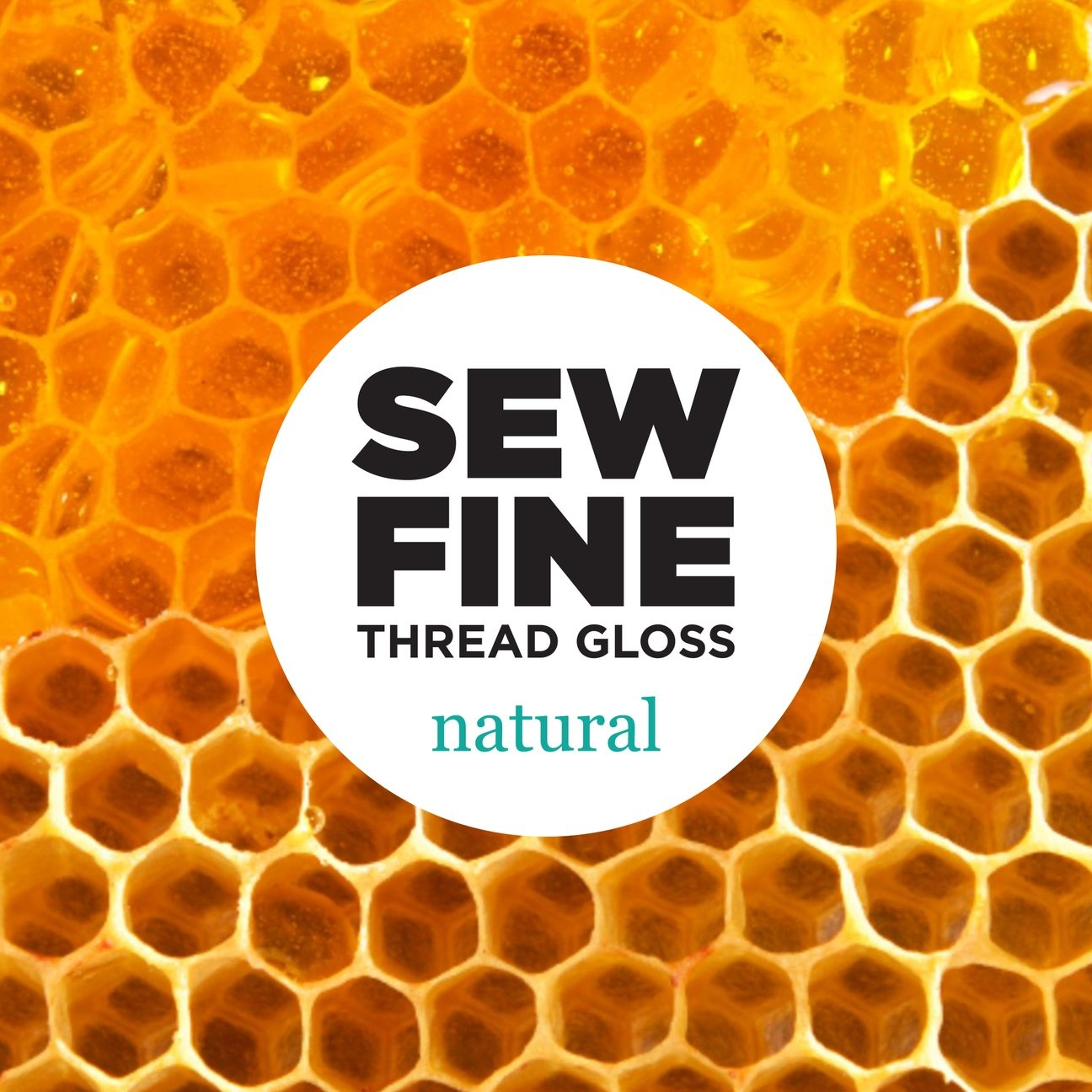 Sew Fine Thread Gloss : Natural