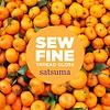 Sew Fine Thread Gloss : Satsuma