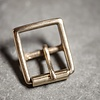 "Merchant & Mills : 1"" Brass Roller Buckle"