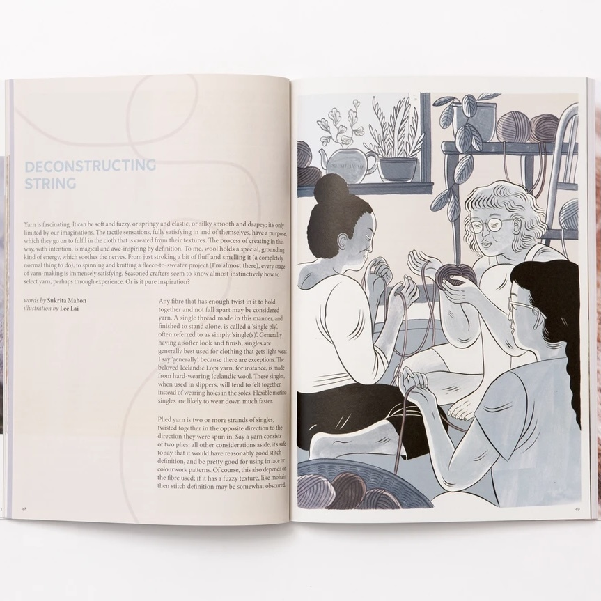 Pom Pom Quarterly : Issue 34 : Autumn  2020
