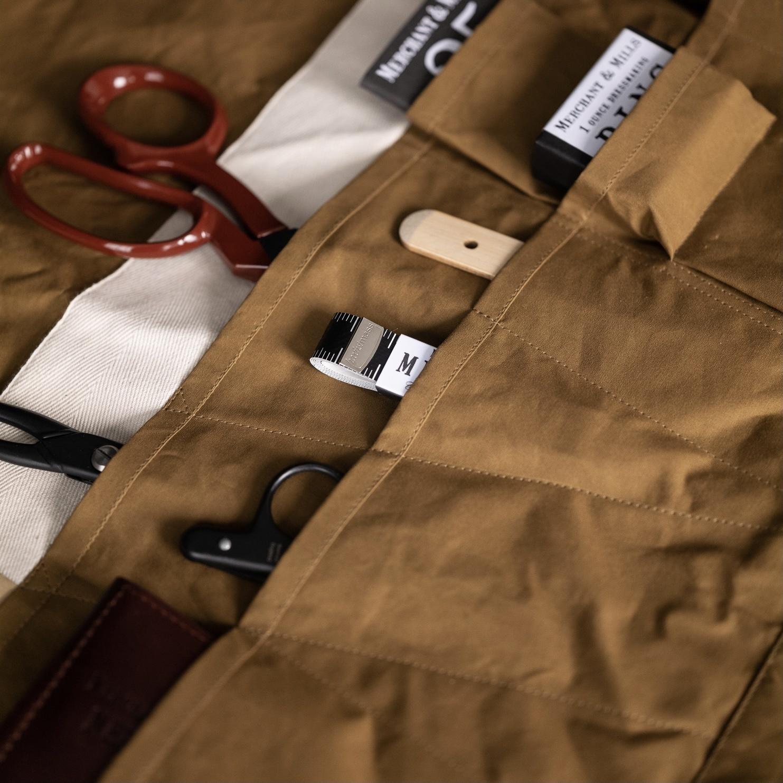 Merchant & Mills : Sewing Pattern : Tool Roll
