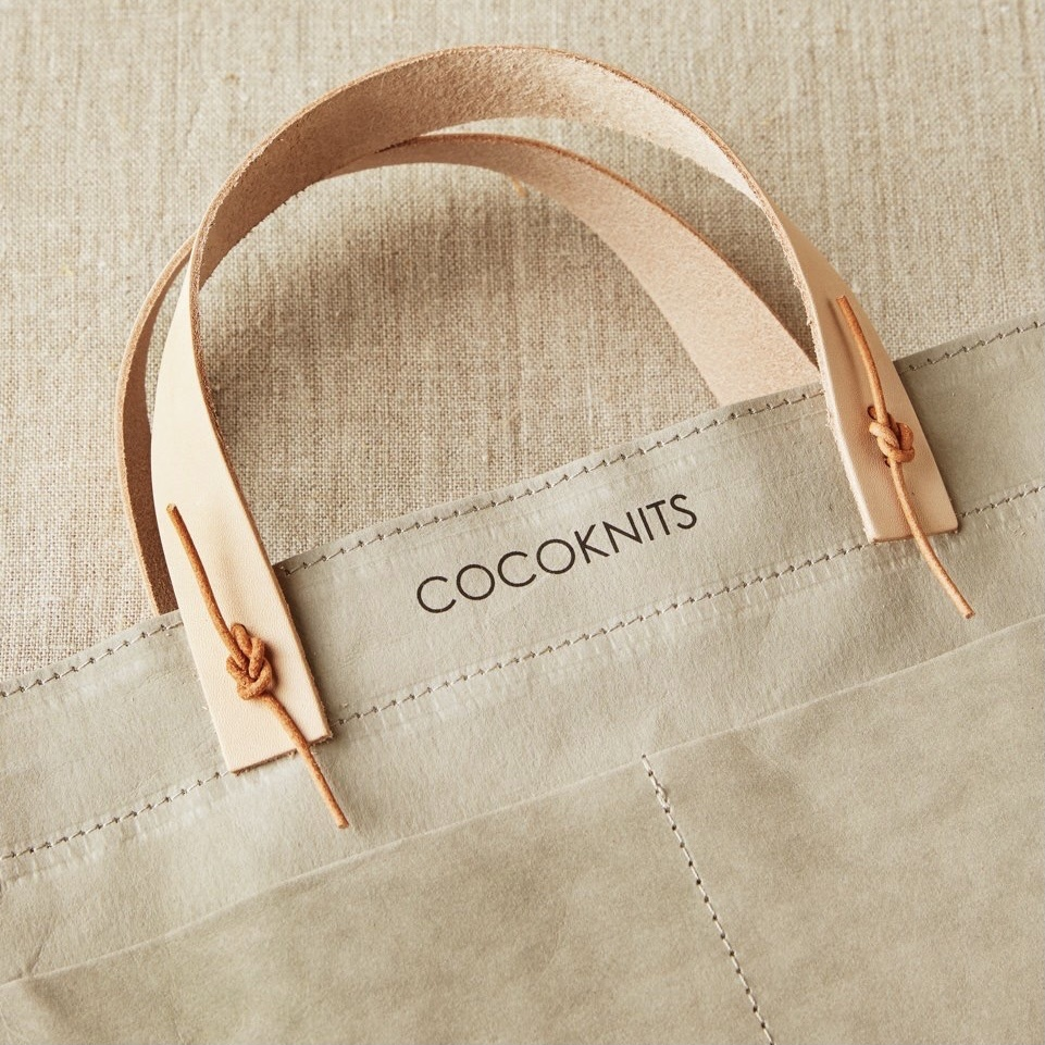 Cocoknits : Short Leather Handle Kit