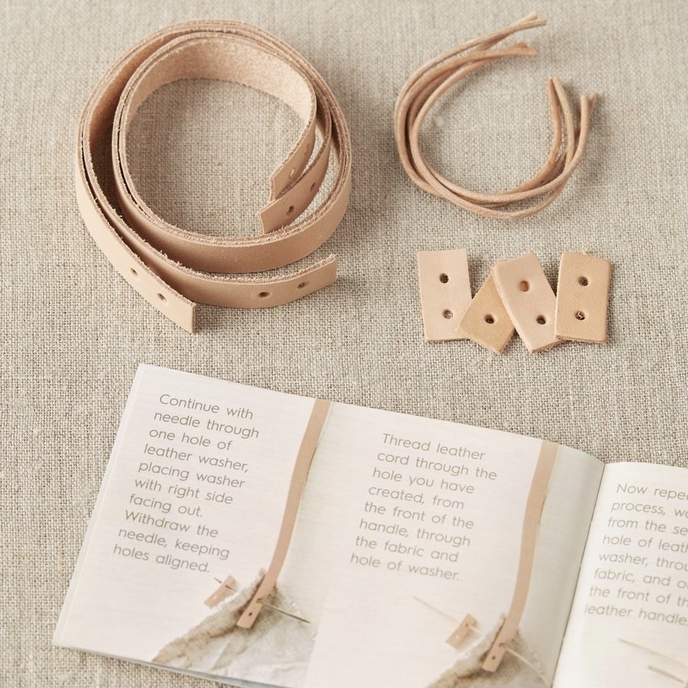 Cocoknits : Original Leather Handle Kit