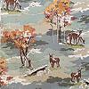 Vintage + Pre-Loved : Deer Paint by Number by Erin Michael