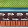 Vintage + Pre-Loved : Buses by Kokka
