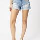 hazel boyfriend shorts