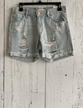 distressed boyfriend shorts