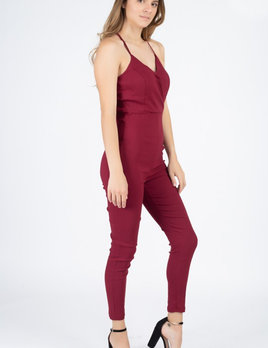 stretch jumpsuit