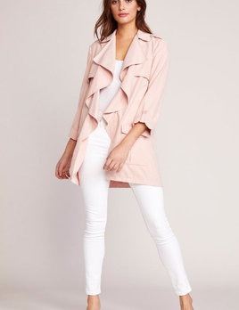 jack - private eyes trench coat