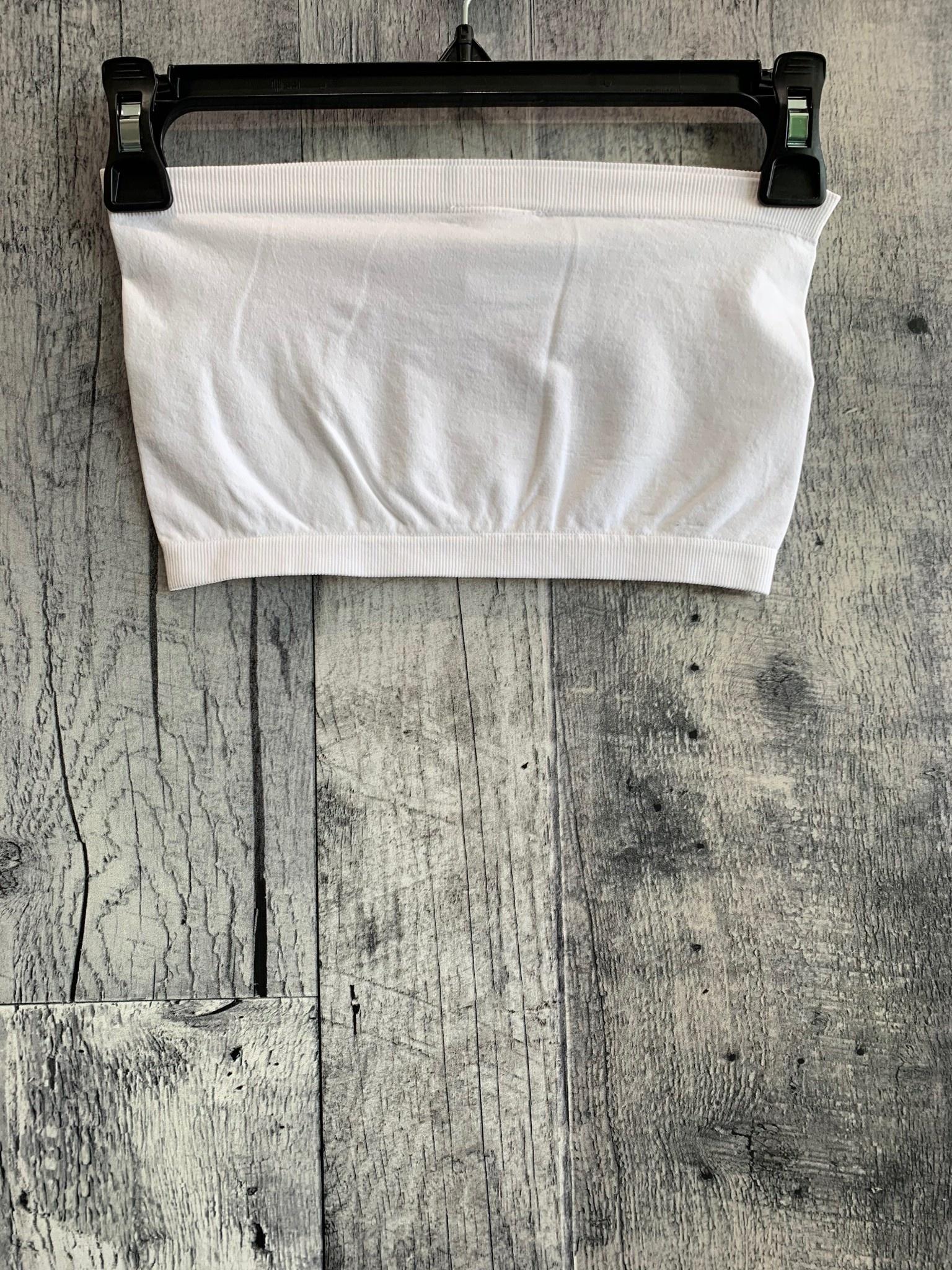 basic flat bandeau