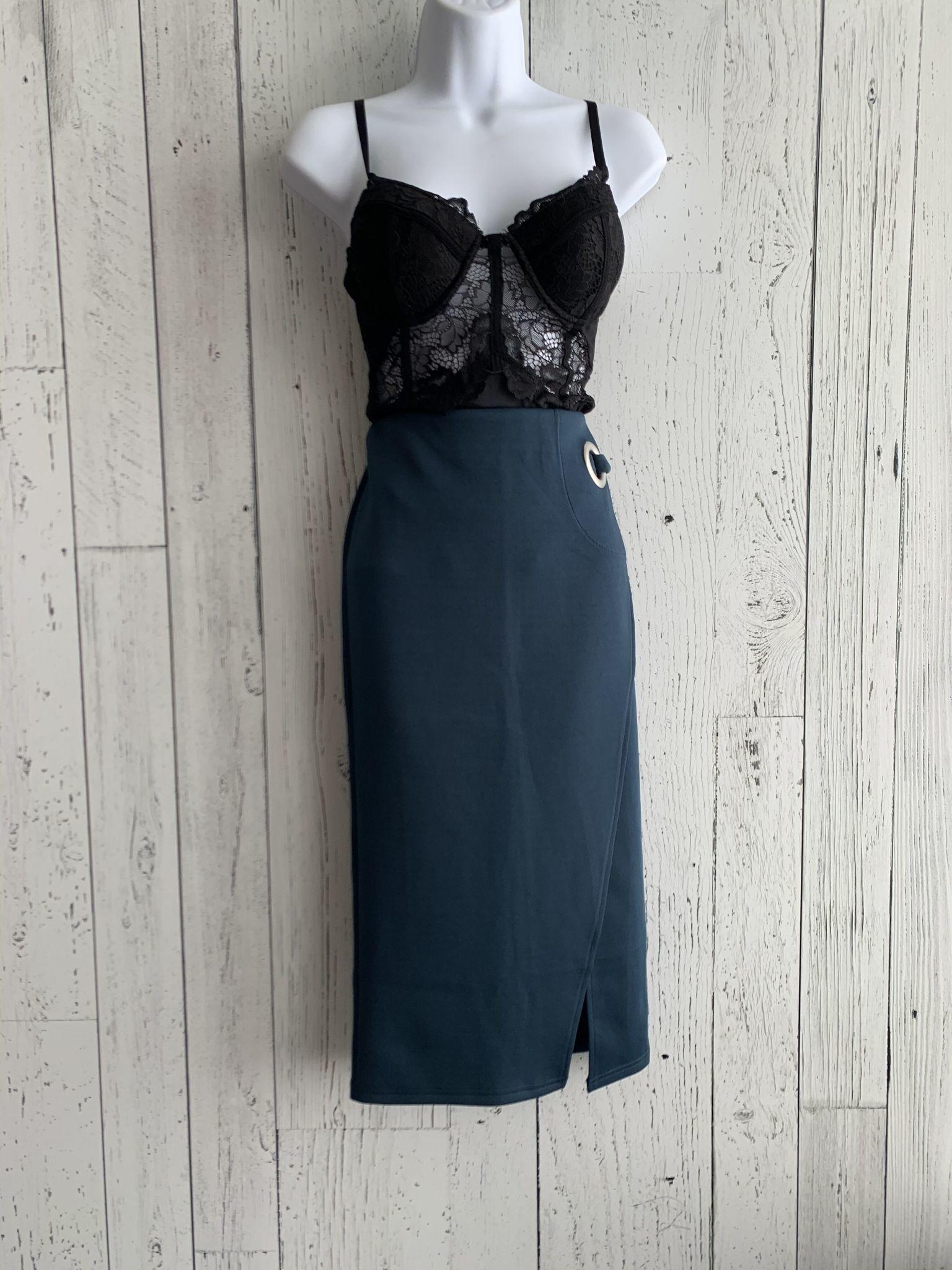 lace bustier bodysuit