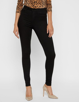 noisy may - high waist skinny jeans