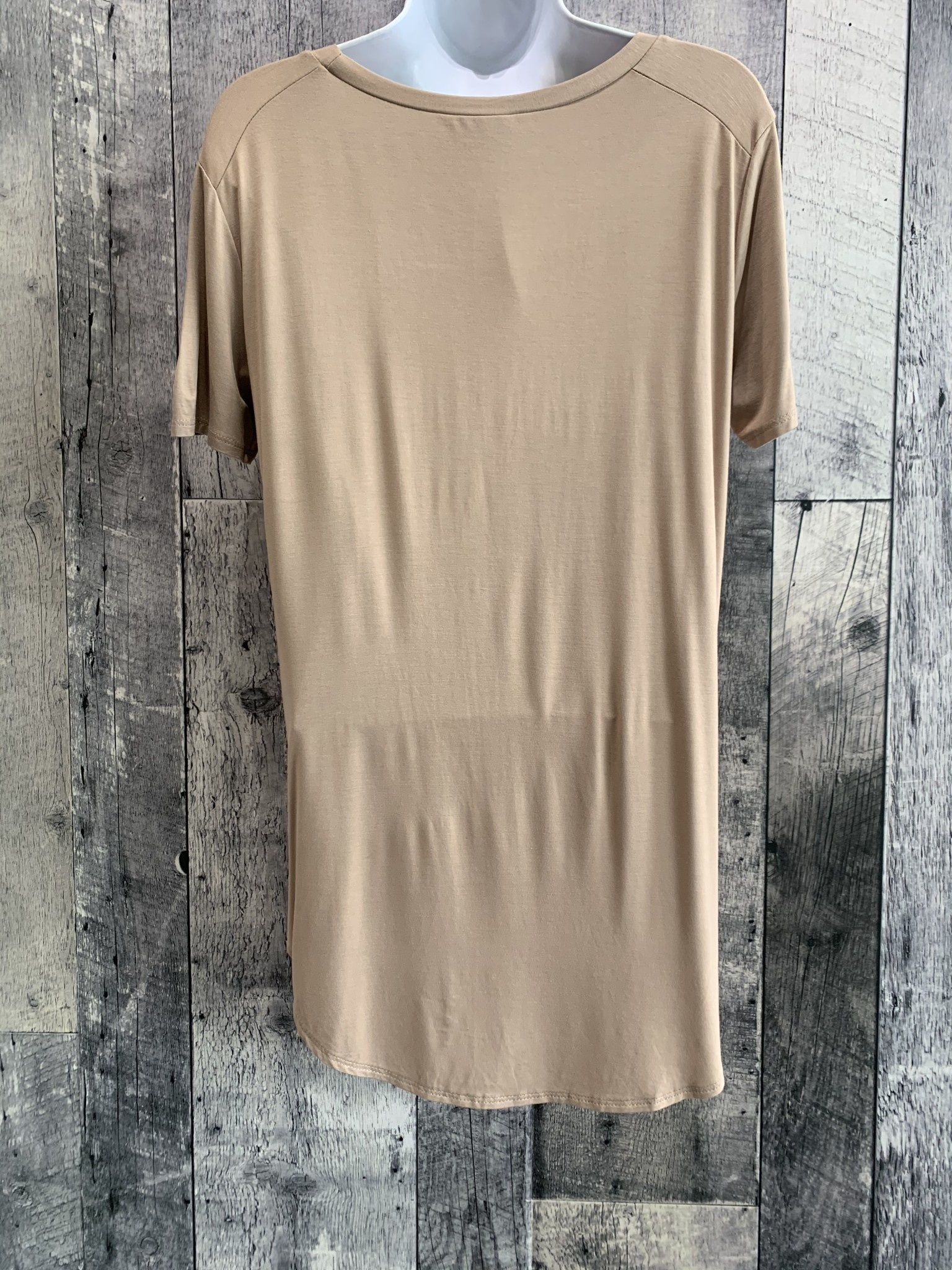 scoop tunic top