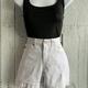 square neck bodysuit