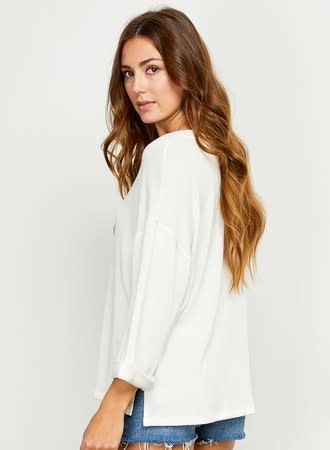 gentle fawn - alta sweater