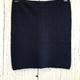 seamless mini skirt