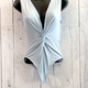 deep V bodysuit
