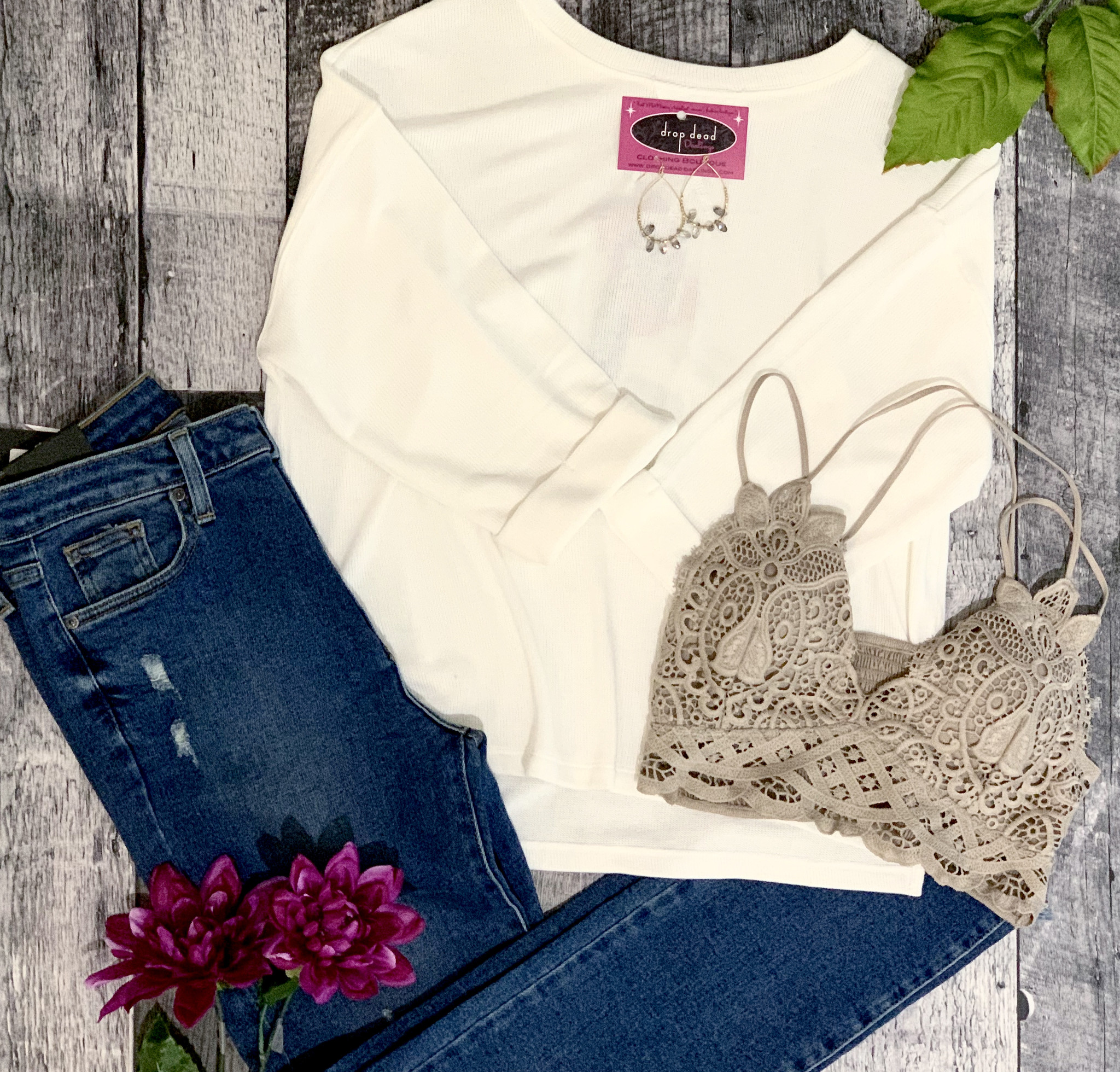 gentle fawn - alta sweater