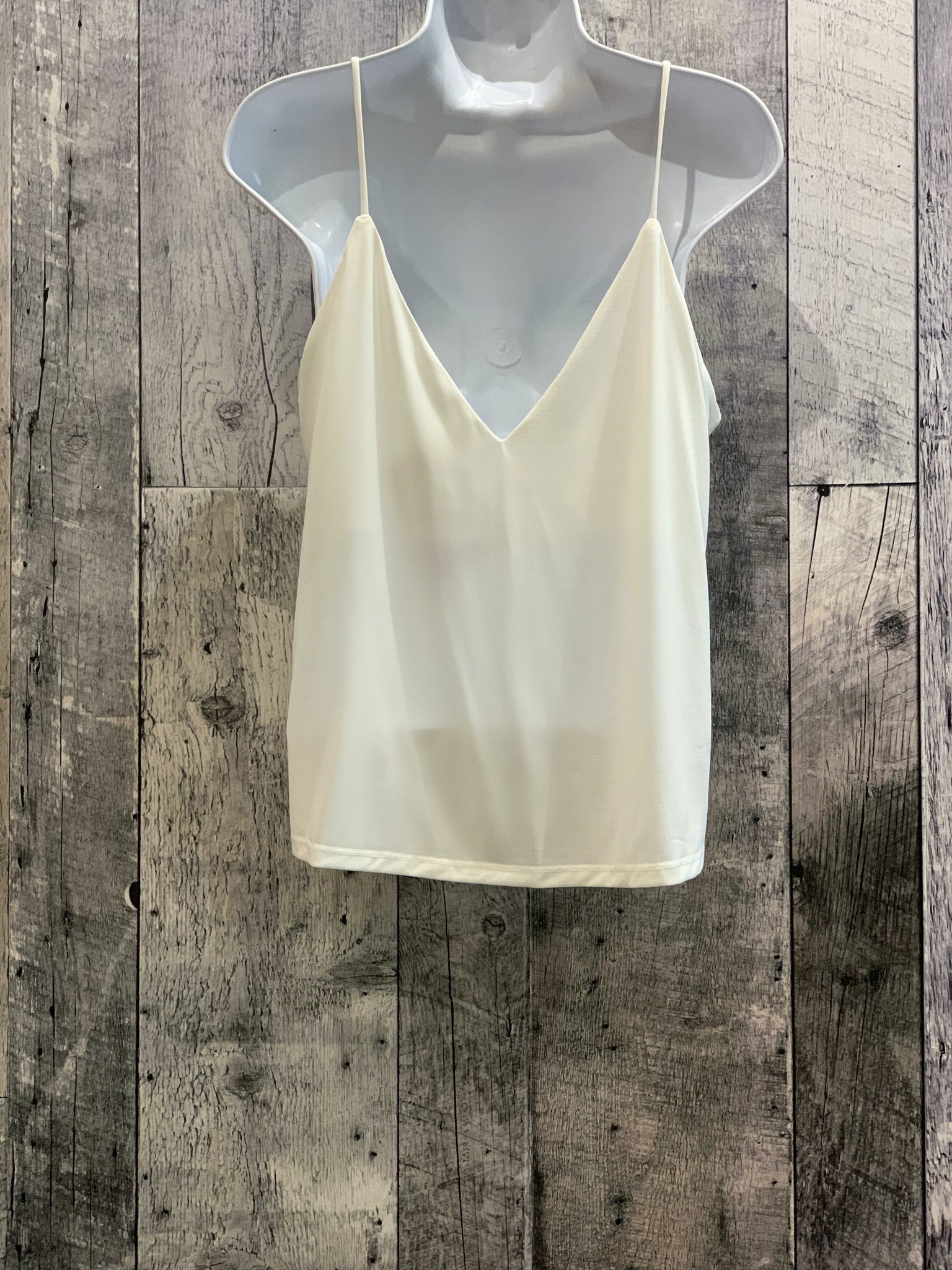 double lined cami top
