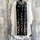 curvy floral aline dress