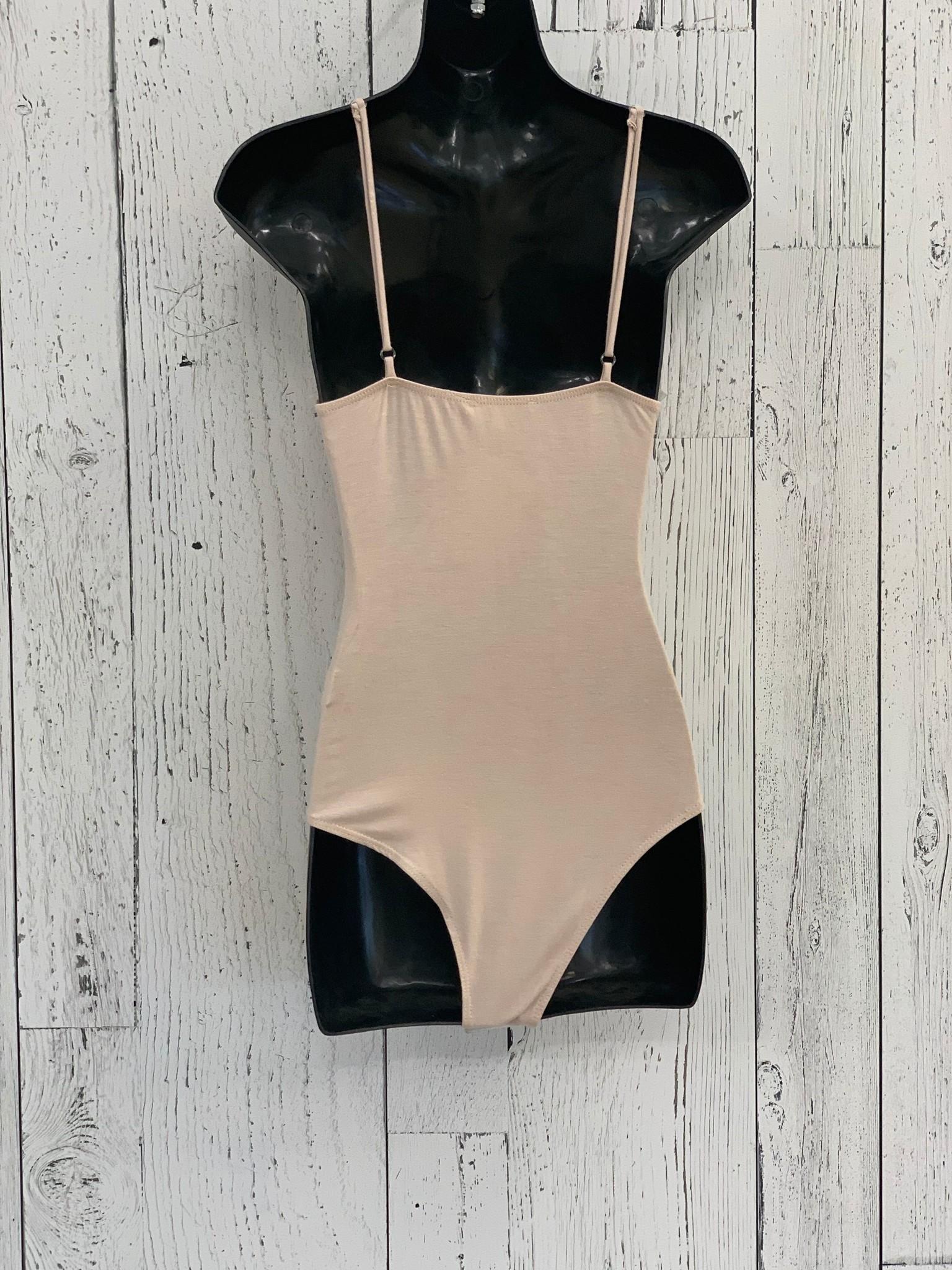 twist front bodysuit