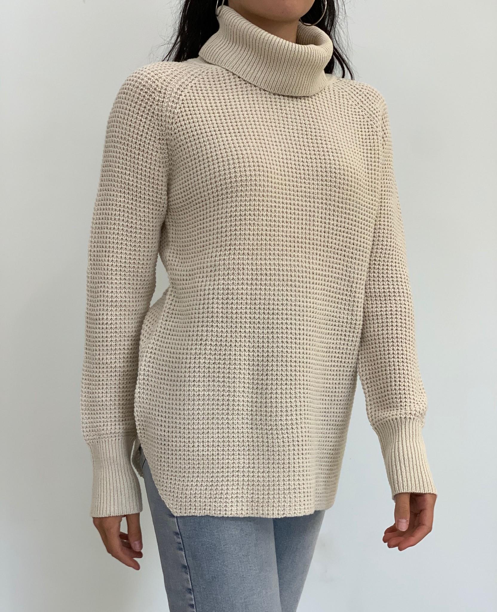 rd style - knit turtleneck