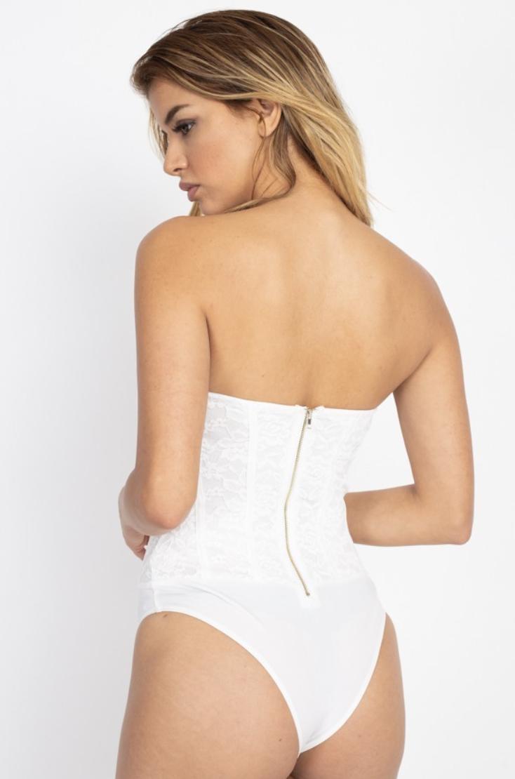 italia tube bodysuit