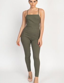 helena fitted jumpsuit