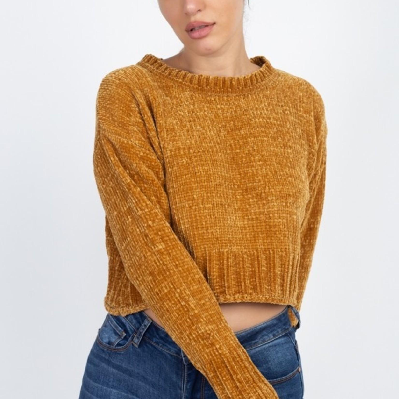 isha soft sweater
