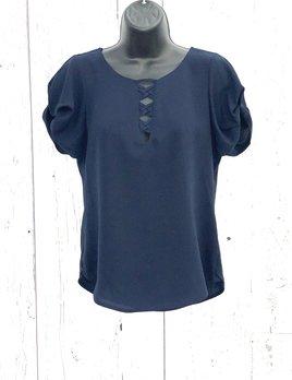 neckline detail top
