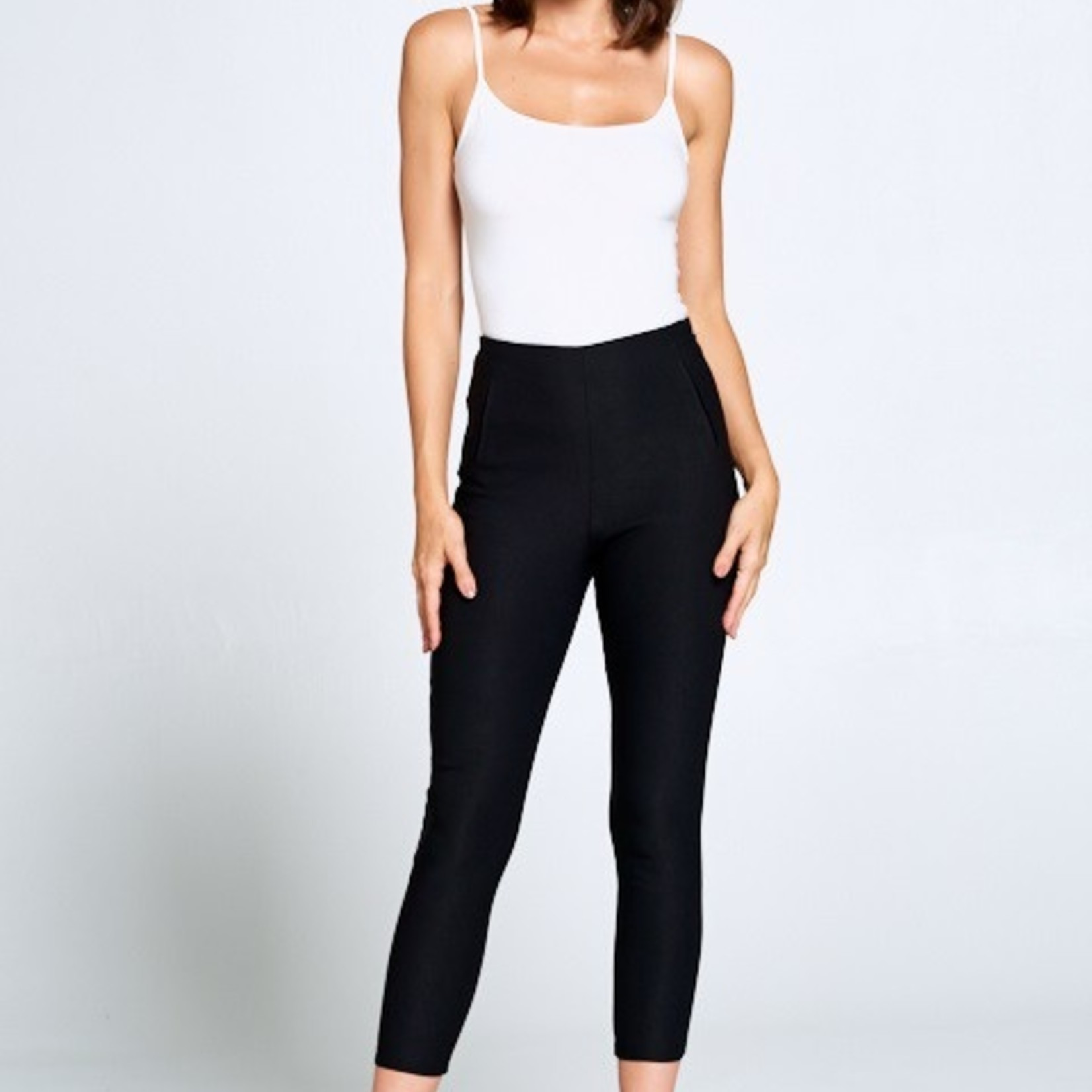 clara stretch dress pants