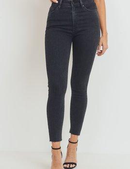 jenni high rise scissor cut skinny jeans
