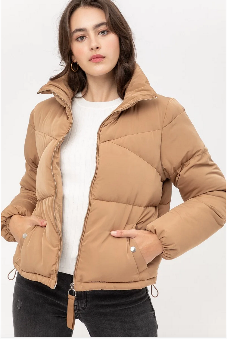 Lola puffer jacket