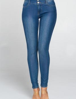 Cora 2 button jeans