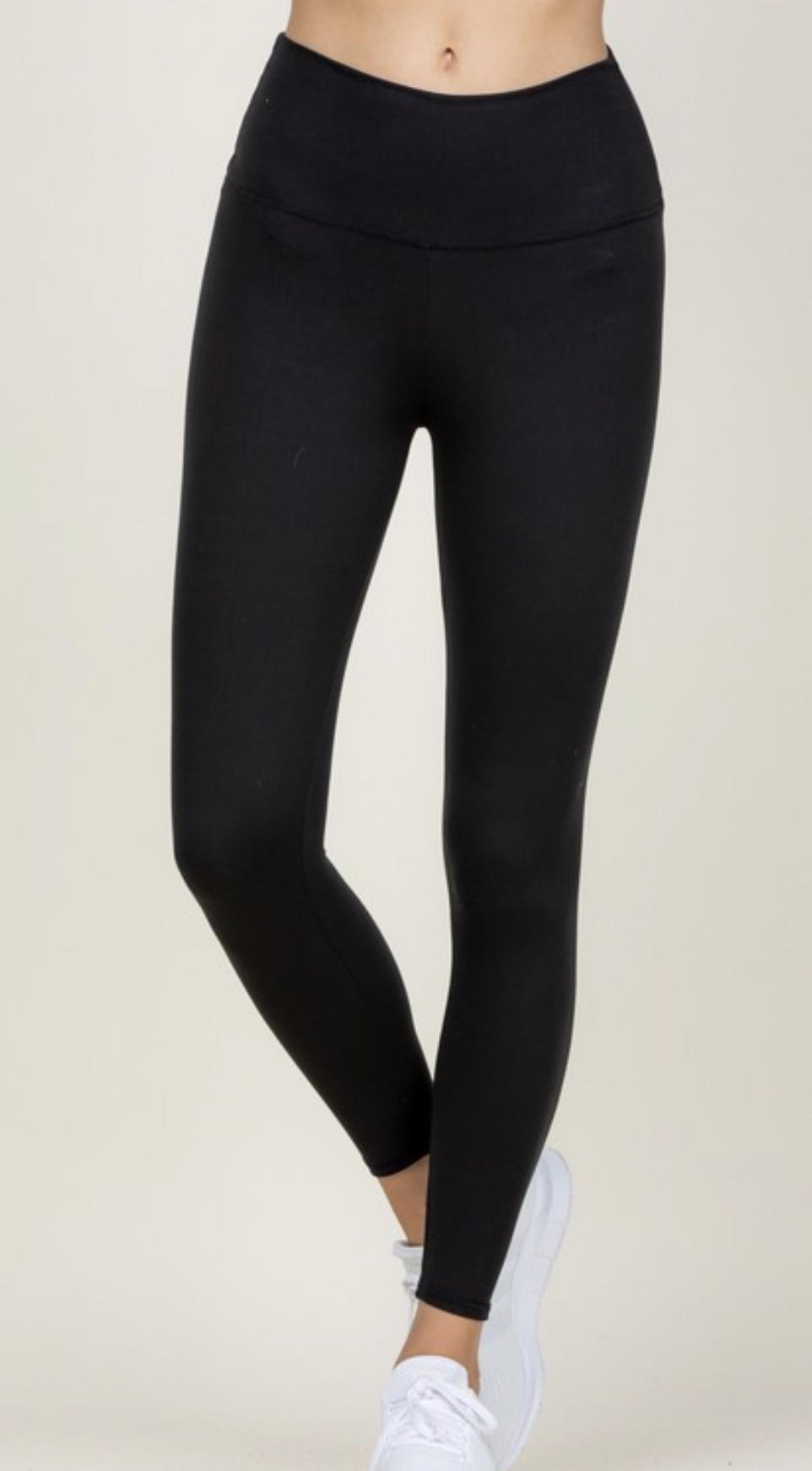 Amanda curvy soft leggings