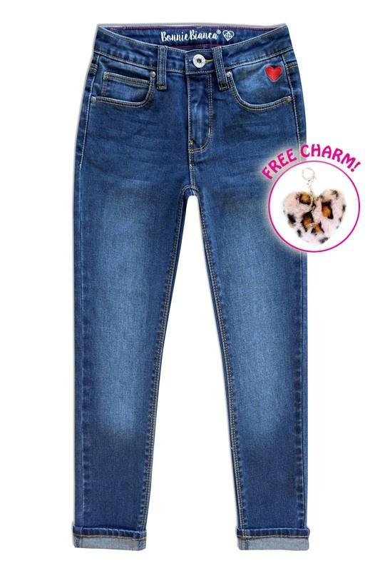 Chloe jr charm skinny jean